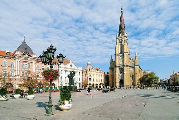 Novi Sad turismo