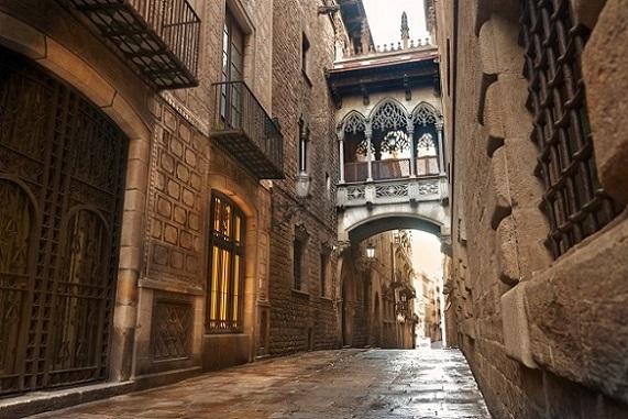 barcelona calles