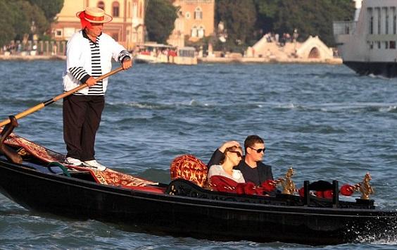romance Venecia