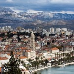 Split, una joya del Adriático