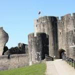 Castillos famosos de Gales