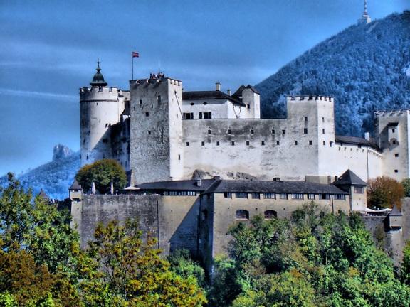 Castillo de Hohensalzburg