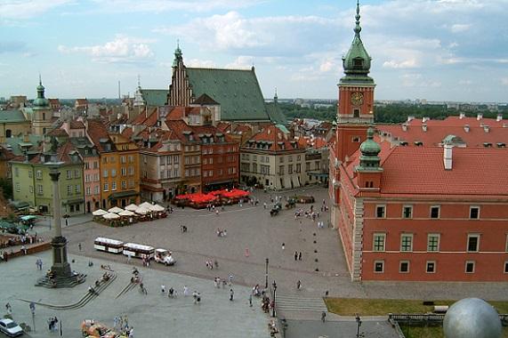 Varsovia turismo