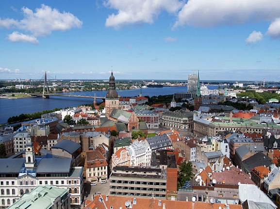 Letonia turismo