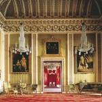 El Palacio de Buckingham, la residencia oficial de la Familia Real Británica