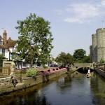 Canterbury y sus cruceros históricos en ferry