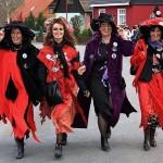 Festivales de primavera en Europa : Walpurgis