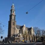 Las torres de iglesias más altas de Holanda : Westerkerk