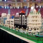 Lego organiza una exposición en Lisboa