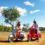 Tours en Scooter por Ibiza