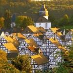 Los más hermosos pueblos medievales de Alemania : Freudenberg