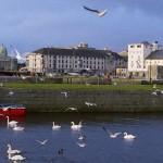 Lugares qué conocer en Irlanda en verano : Galway