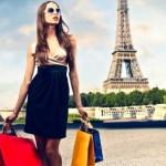 De compras a París Verano 2014