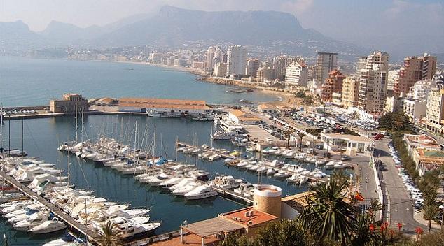Riviera España