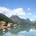 Descubra los maravillosos fiordos de Noruega