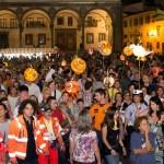 Festival de los Faroles de Florencia 2014
