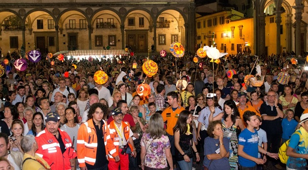 festivales Florencia