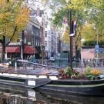 Originales museos de Amsterdam : Houseboat Museum