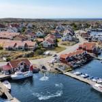 Descubra la costa oeste de Suecia : Smogen