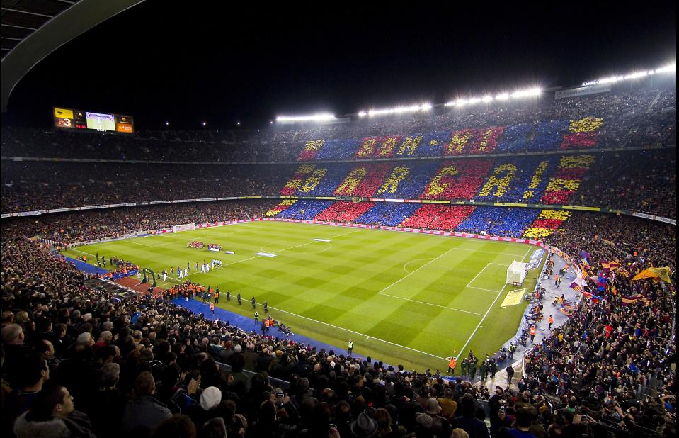 Campo Nou Barcelona